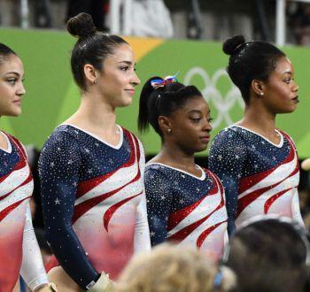Gabby Douglas se suma a denuncias de abusos por parte de médico de USA Gymnastics