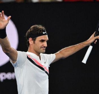 Roger Federer y Djokovic clasifican a la tercera ronda del Abierto de Australia
