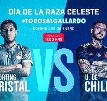 La U jugará su primer amistoso internacional ante el nuevo club de Mario Salas