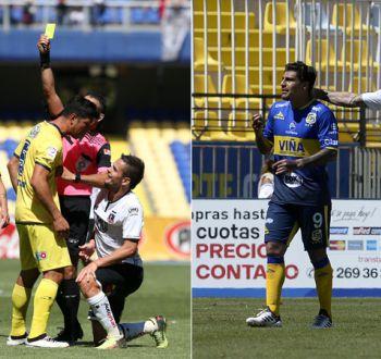 Informes de árbitros: Omiten penal contra Colo Colo y explican expulsiones ante la U