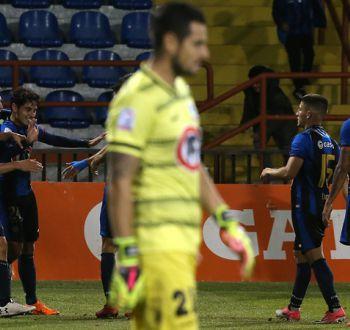 Huachipato vence a Unión La Calera y se mete en la parte alta del Campeonato