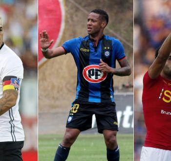Se enciende la lucha: Torres iguala a Figueroa y Paredes en la tabla de goleadores