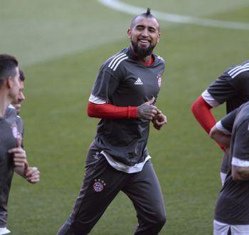 [VIDEO] La joyita de Arturo Vidal que Bayern Munich recuerda en el día de su cumpleaños