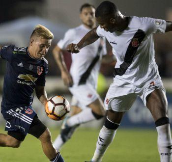 [Minuto a Minuto] La U cierra la fase de grupos de la Libertadores recibiendo a Vasco