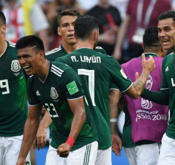 [VIDEO] Revive el triunfo de México sobre Alemania en el Mundial de Rusia 2018