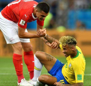 [VIDEO] Revive el deslucido empate entre Brasil y Suiza en Rusia 2018