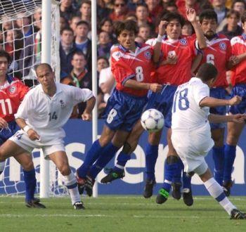 [FOTOS] A 20 años de Francia 1998: Japonés muestra espectaculares imágenes de La Roja en el Mundial