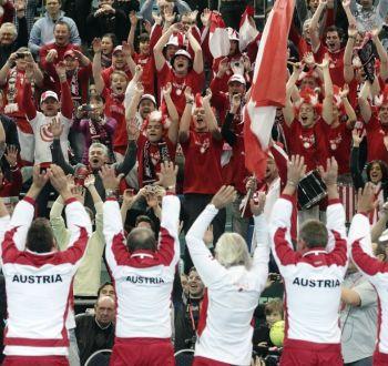 Esta es la nómina de Austria para enfrentar a Chile en Copa Davis