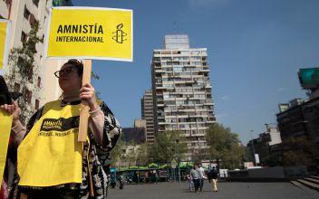 Amnistía Internacional advierte que gobierno y fiscalía abusan del uso de Ley Antiterrorista