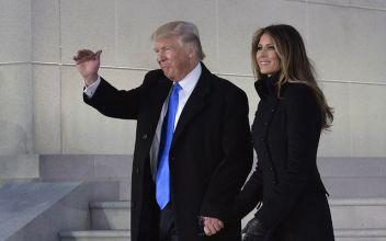 """Donald Trump en su último discurso antes de asumir: """"Haremos a Estados Unidos más grande que nunca"""""""