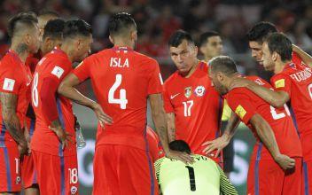 """Esta es la formación de """"La Roja"""" con Claudio Bravo de titular ante Australia"""