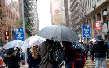 [VIDEO] Pronostican lluvia en la región Metropolitana: revisa cuándo y cuánta agua caería