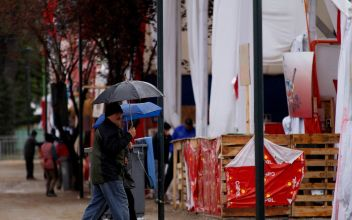 Intendencia no descarta extender las fondas hasta el fin de semana en Santiago por las lluvias