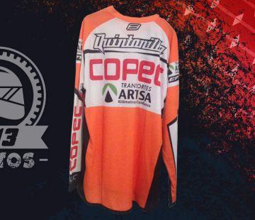 Concursa y gana junto a #D13motos la camiseta oficial del motociclista Pablo Quintanilla