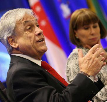 Piñera en Omaha