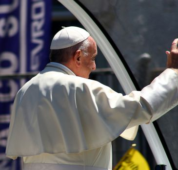 Linchar al Papa