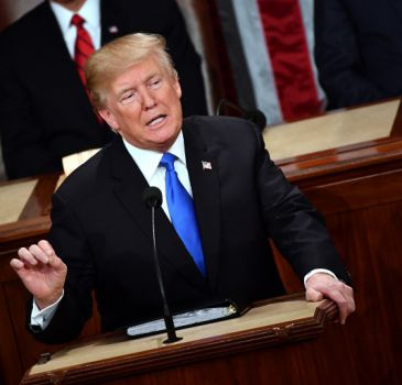 El Donald presidencial (y tramposo)