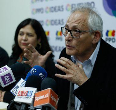 Presidente del PPD: Las listas a la elección interna serán más bien competitivas y no por consenso