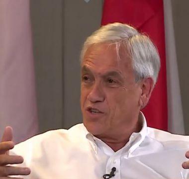 "Piñera: ""Espero que Kast se incorpore a la campaña"""
