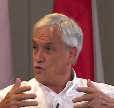 [VIDEO] Piñera en entrevista con T13: Espero que Kast se incorpore a la campaña