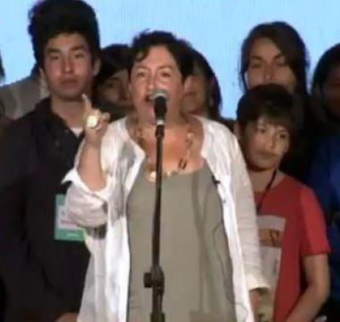 [VIDEO] Beatriz Sánchez: Estamos cambiando el mapa político