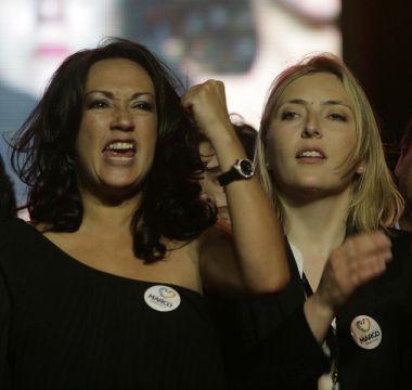 Marisela Santibáñez se transforma en la primera diputada del PRO: Es justicia
