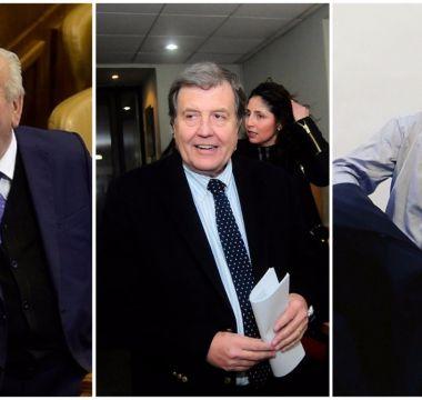 Los tres diputados que cumplirán más de 30 años en el Congreso