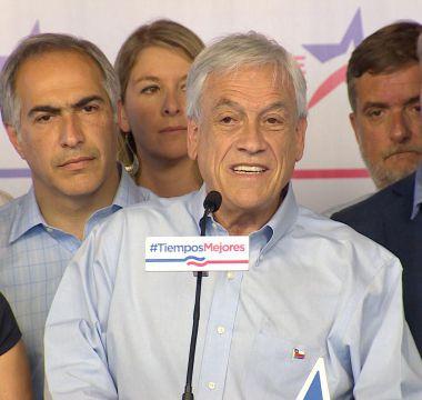 [VIDEO] La estrategia de Piñera de cara a la segunda vuelta
