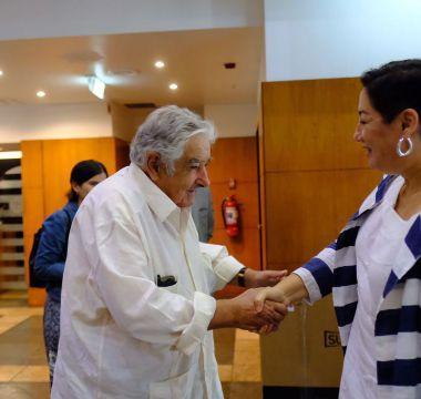 Beatriz Sánchez prepara cronograma de actividades internacionales