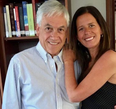 La sombra de Piñera