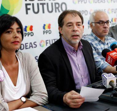 Vicepresidenta del PPD renuncia a directiva y profundiza crisis partidaria
