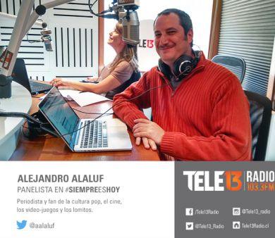 [Audio] Alejandro Alaluf hizo un repaso sobre los últimos estrenos de series