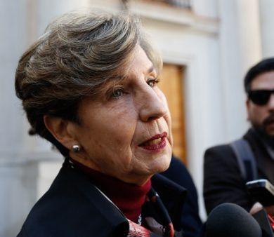 Isabel Allende y los candidatos PS: Ninguno está marcando mucho y eso es doloroso para el partido
