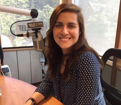 Natalia Valdebenito adelanta show Gritona en el Caupolicán: Se van a encontrar sorpresas