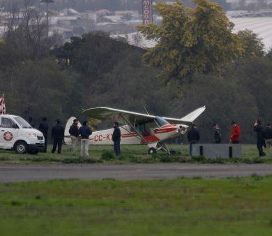Intendente por cierre de aeródromo de Tobalaba: Cuando haya alternativa, no va a haber excusa