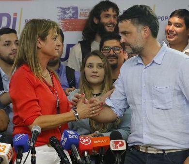 Bellolio por elecciones en la UDI: Me aproblema la pérdida de identidad del partido