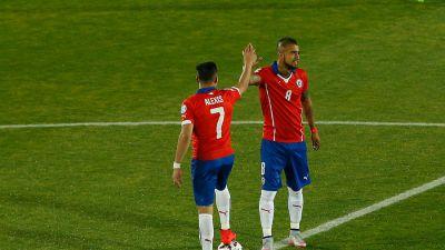 [VIDEO] La generación dorada del fútbol chileno va por su segundo título