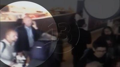 [VIDEO] ¿Dónde está Rafael Garay? Estas son sus últimas imágenes en Chile