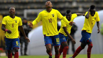 [VIDEO] Ecuador golea a Colombia en el Sudamericano Sub 20