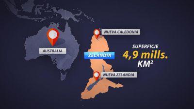 [VIDEO] Zelandia: un nuevo continente en el Océano Pacífico