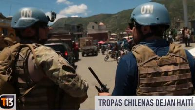 [VIDEO] Haití: el fin de la misión