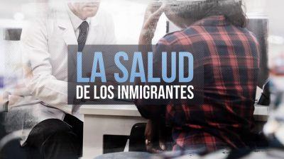 [VIDEO] Reportajes T13: La salud de los inmigrantes