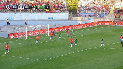 [VIDEO] Sudamericano Sub 20: Chile despertó tarde y se complicó