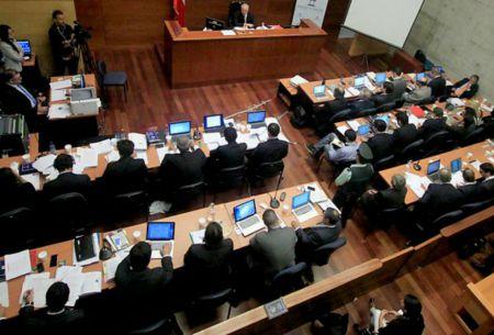 Minuto a Minuto: Expone defensa de Pablo Wagner en audiencia de formalización