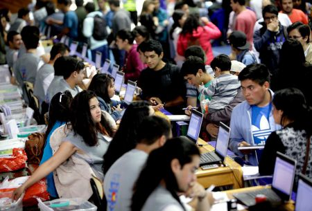 120 mil estudiantes fueron notificados por gratuidad y comienza proceso de apelación