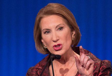 Carly Fiorina abandona la candidatura republicana a la presidencia de EEUU