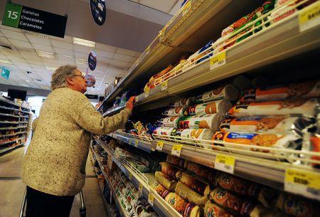 Ley de etiquetado: Gremio de alimentos y bebidas asegura que el disco PARE no está resultando