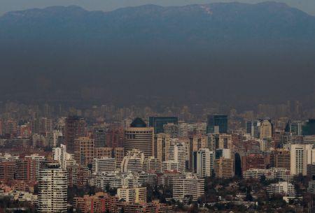 """Ministro de Medio ambiente tras críticas: """"Tenemos un buen modelo predictivo"""" de la calidad del aire"""