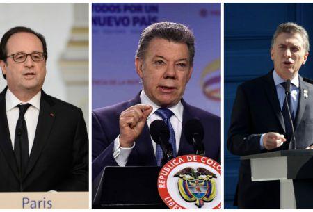 Presidentes de Francia, Argentina y Colombia asistirán a la apertura de Juegos de Rio de Janeiro