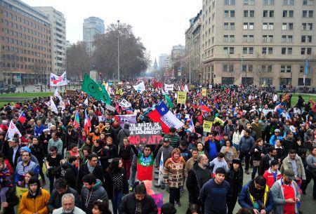 Vocero de Coordinadora No + AFP por marcha: Es un llamado de atención a las autoridades